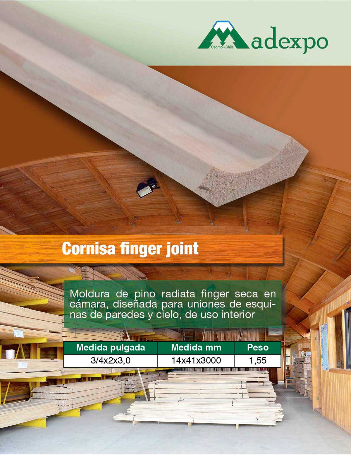 CORNISA-FINGER-JOINT